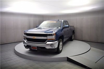 2018 Silverado 1500 Double Cab 4x4, Pickup #15250 - photo 1