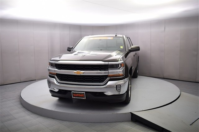 2018 Silverado 1500 Double Cab 4x4, Pickup #15291 - photo 9