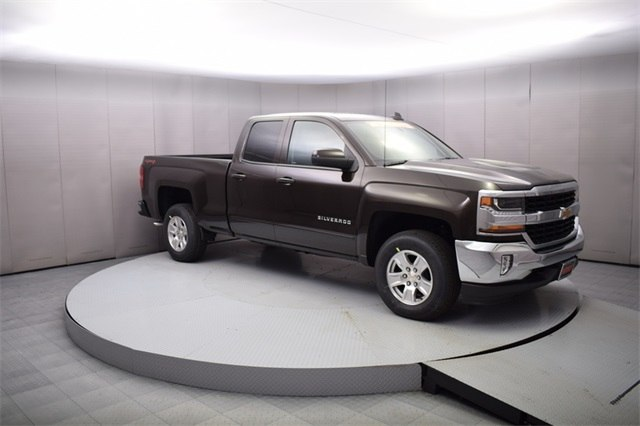 2018 Silverado 1500 Double Cab 4x4, Pickup #15291 - photo 7