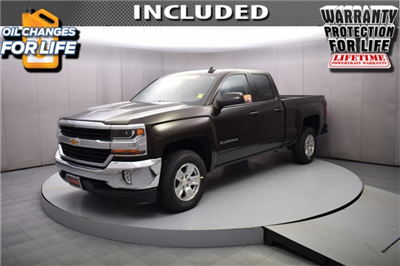 2018 Silverado 1500 Double Cab 4x4,  Pickup #15292 - photo 1