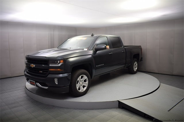 2018 Silverado 1500 Crew Cab 4x4 Pickup #15336 - photo 1
