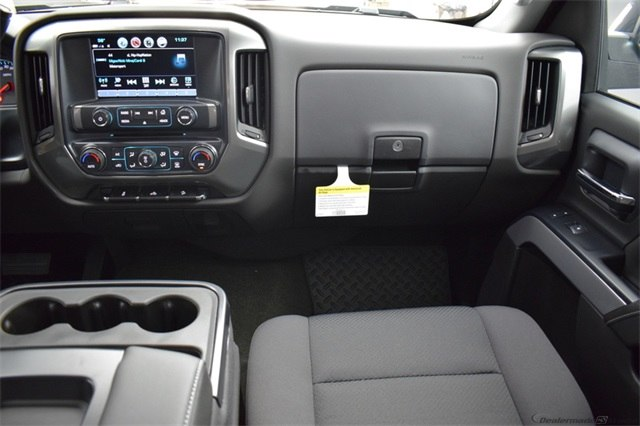 2018 Silverado 1500 Crew Cab 4x4 Pickup #15336 - photo 18