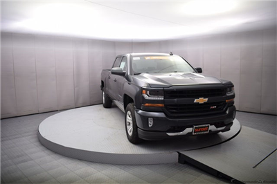 2018 Silverado 1500 Crew Cab 4x4 Pickup #15336 - photo 9