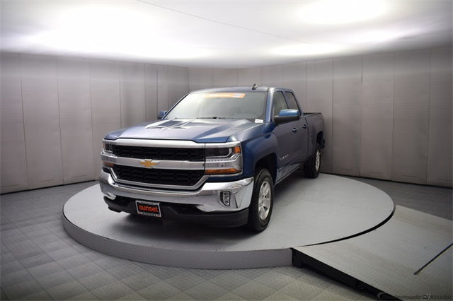 2018 Silverado 1500 Double Cab 4x4, Pickup #15341 - photo 10