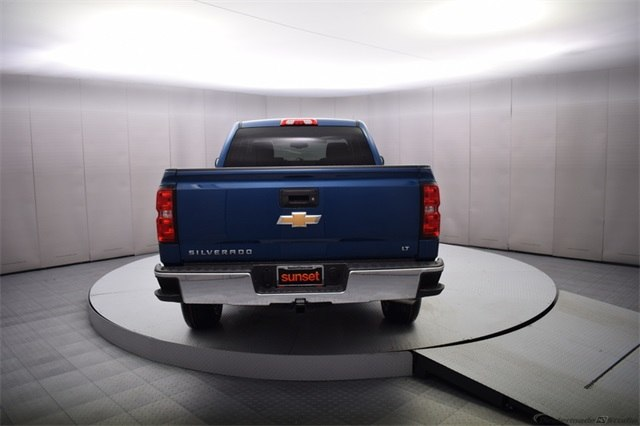 2018 Silverado 1500 Double Cab 4x4, Pickup #15341 - photo 4