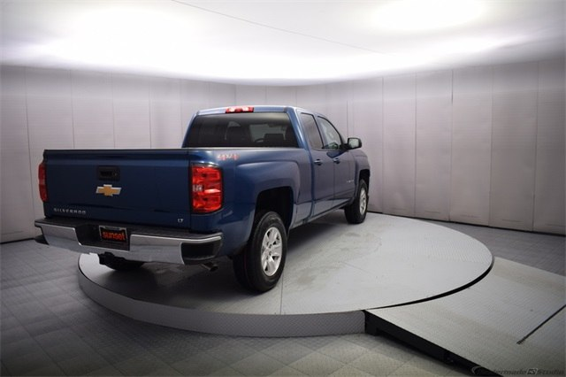2018 Silverado 1500 Double Cab 4x4, Pickup #15341 - photo 5