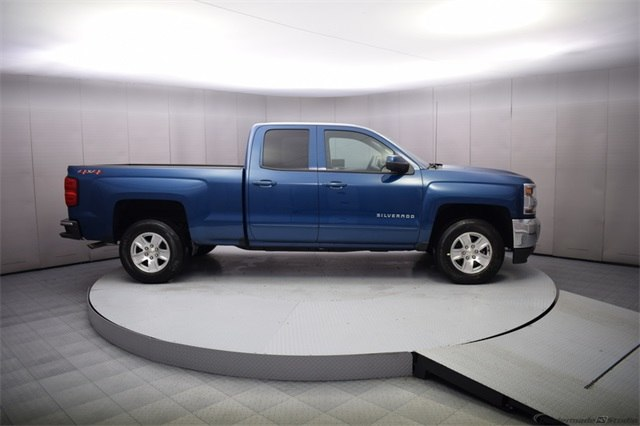 2018 Silverado 1500 Double Cab 4x4, Pickup #15341 - photo 7