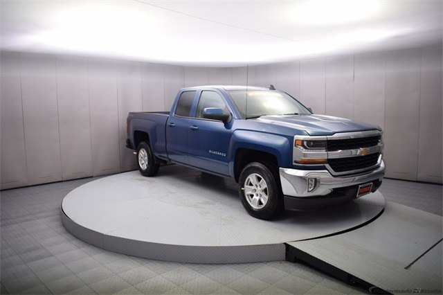 2018 Silverado 1500 Double Cab 4x4, Pickup #15341 - photo 8