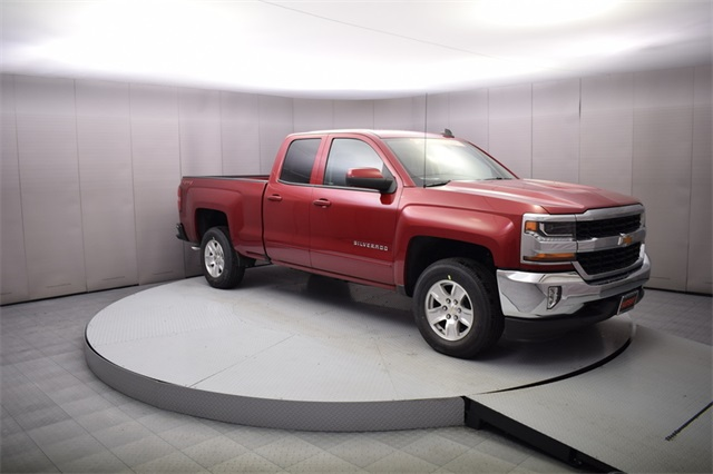 2018 Silverado 1500 Double Cab 4x4,  Pickup #15346 - photo 8