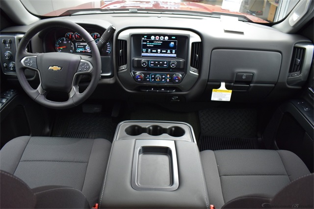 2018 Silverado 1500 Double Cab 4x4,  Pickup #15346 - photo 17