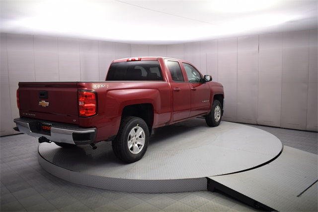 2018 Silverado 1500 Double Cab 4x4, Pickup #15346 - photo 4