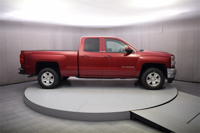 2018 Silverado 1500 Double Cab 4x4, Pickup #15346 - photo 6