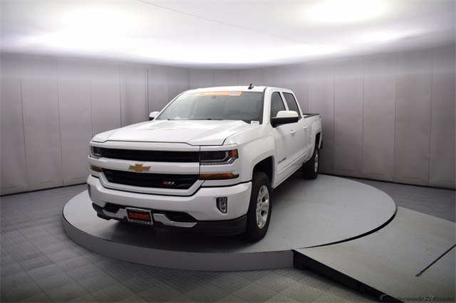 2018 Silverado 1500 Crew Cab 4x4, Pickup #15350 - photo 10