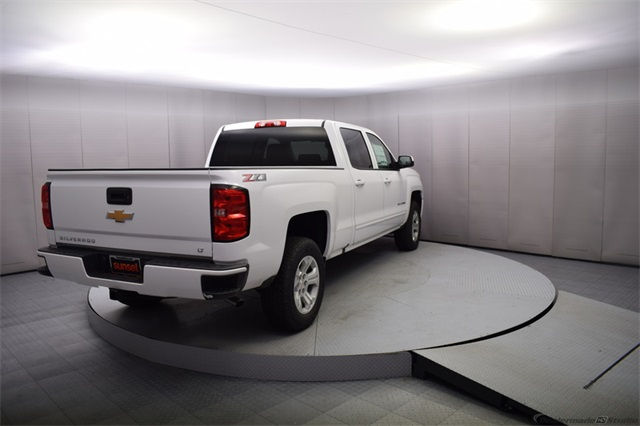 2018 Silverado 1500 Crew Cab 4x4, Pickup #15350 - photo 2