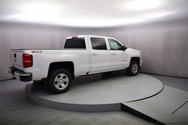 2018 Silverado 1500 Crew Cab 4x4, Pickup #15350 - photo 5