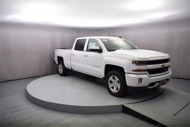 2018 Silverado 1500 Crew Cab 4x4, Pickup #15350 - photo 8