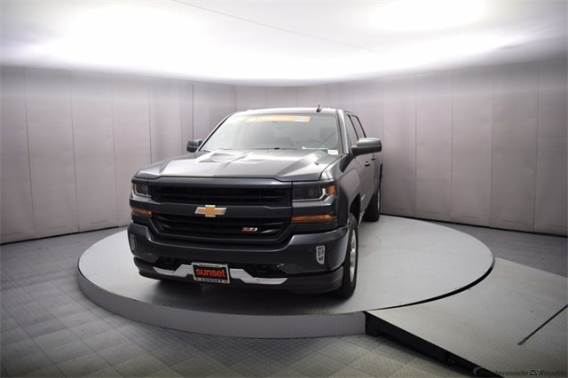 2018 Silverado 1500 Crew Cab 4x4, Pickup #15356 - photo 10