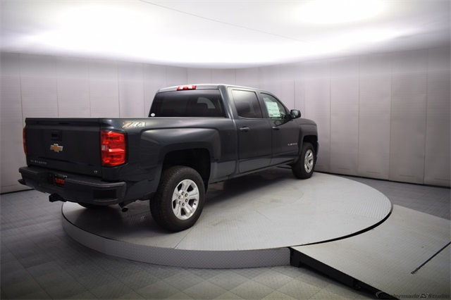 2018 Silverado 1500 Crew Cab 4x4, Pickup #15356 - photo 6