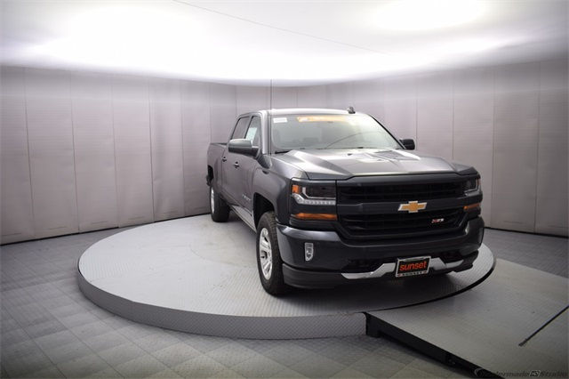 2018 Silverado 1500 Crew Cab 4x4, Pickup #15356 - photo 9