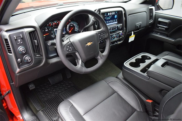 2018 Silverado 1500 Crew Cab 4x4, Pickup #15357 - photo 16
