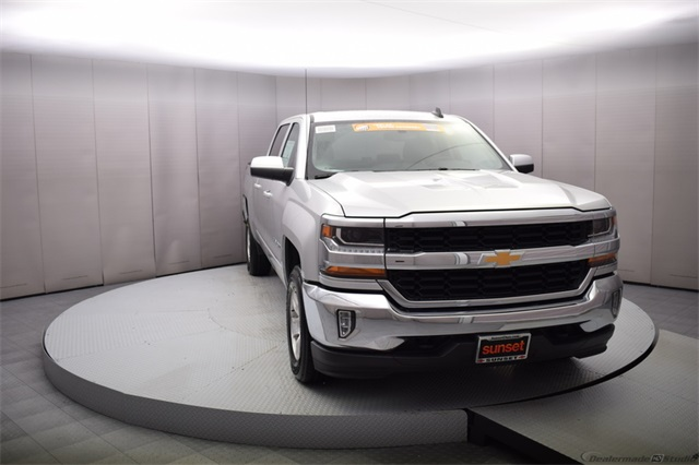 2018 Silverado 1500 Crew Cab 4x4,  Pickup #15359 - photo 9