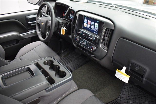 2018 Silverado 1500 Crew Cab 4x4, Pickup #15376 - photo 19