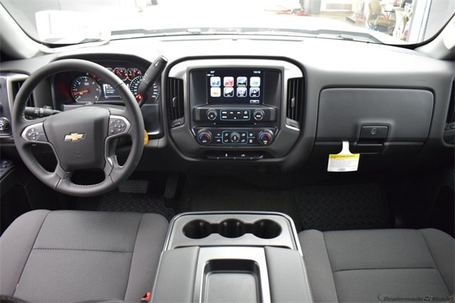 2018 Silverado 1500 Crew Cab 4x4, Pickup #15376 - photo 21