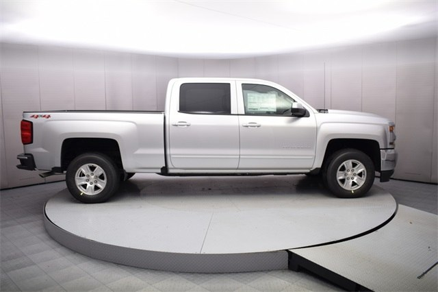 2018 Silverado 1500 Crew Cab 4x4, Pickup #15376 - photo 7