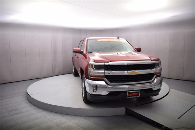 2018 Silverado 1500 Crew Cab 4x4, Pickup #15377 - photo 9