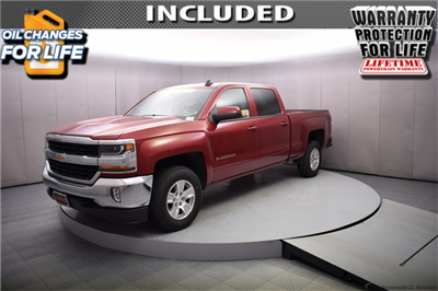 2018 Silverado 1500 Crew Cab 4x4, Pickup #15377 - photo 1