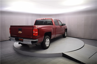 2018 Silverado 1500 Crew Cab 4x4, Pickup #15377 - photo 5