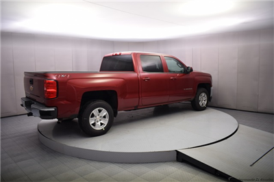 2018 Silverado 1500 Crew Cab 4x4, Pickup #15377 - photo 6