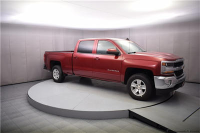 2018 Silverado 1500 Crew Cab 4x4, Pickup #15377 - photo 8