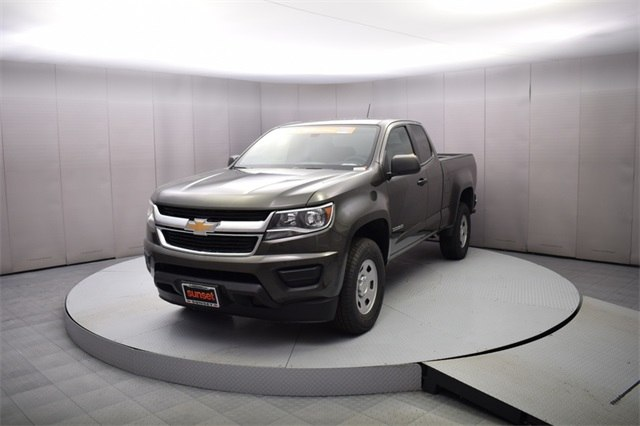 2018 Colorado Extended Cab Pickup #15413 - photo 9