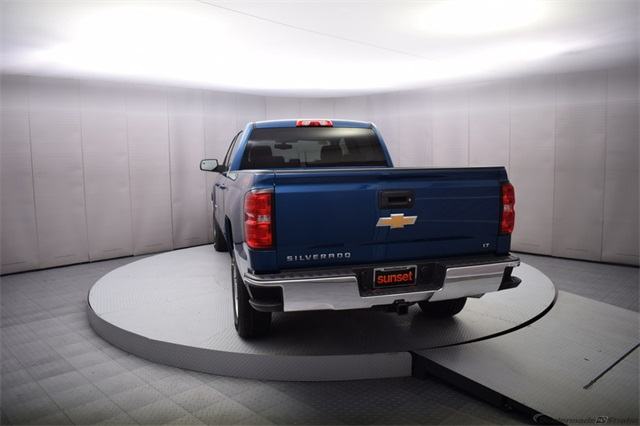 2018 Silverado 1500 Crew Cab 4x4,  Pickup #15418 - photo 4