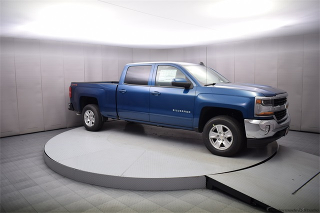 2018 Silverado 1500 Crew Cab 4x4,  Pickup #15418 - photo 8
