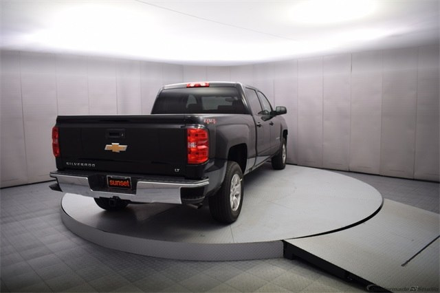 2018 Silverado 1500 Crew Cab 4x4, Pickup #15442 - photo 5