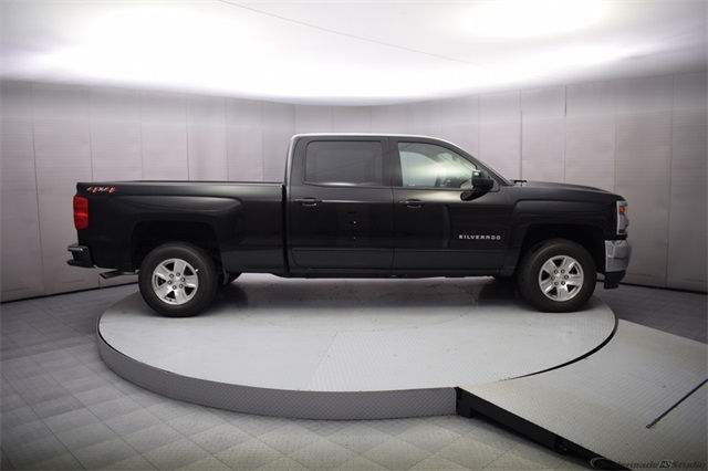 2018 Silverado 1500 Crew Cab 4x4, Pickup #15442 - photo 7