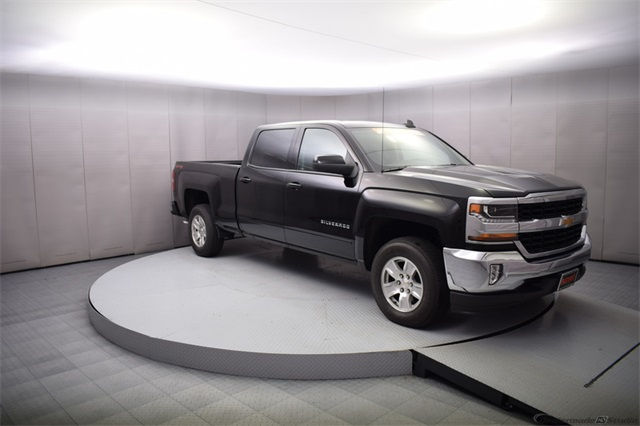 2018 Silverado 1500 Crew Cab 4x4, Pickup #15442 - photo 8