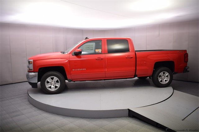 2018 Silverado 1500 Crew Cab 4x4, Pickup #15443 - photo 4