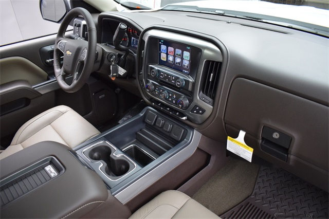 2018 Silverado 1500 Crew Cab 4x4, Pickup #15446 - photo 20