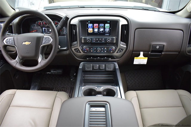 2018 Silverado 1500 Crew Cab 4x4, Pickup #15446 - photo 22