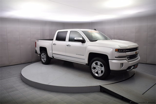 2018 Silverado 1500 Crew Cab 4x4, Pickup #15446 - photo 8