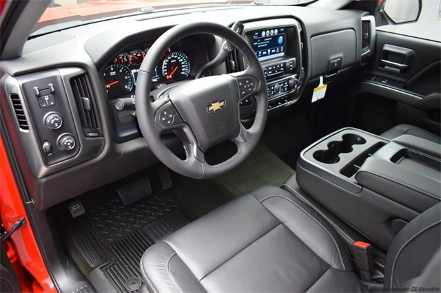 2018 Silverado 1500 Crew Cab 4x4, Pickup #15450 - photo 16