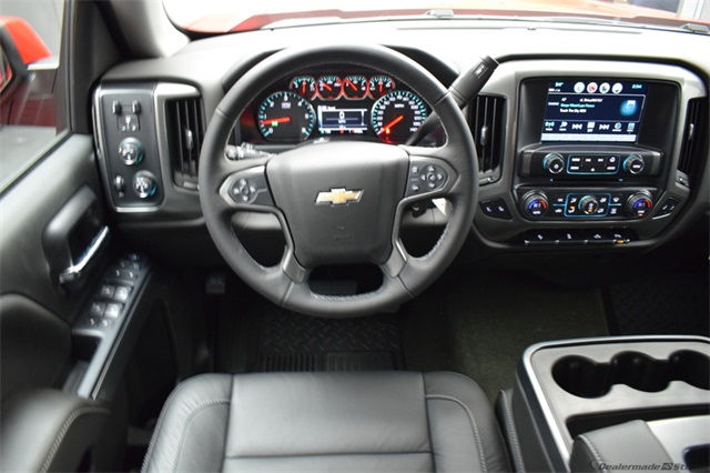 2018 Silverado 1500 Crew Cab 4x4, Pickup #15450 - photo 17