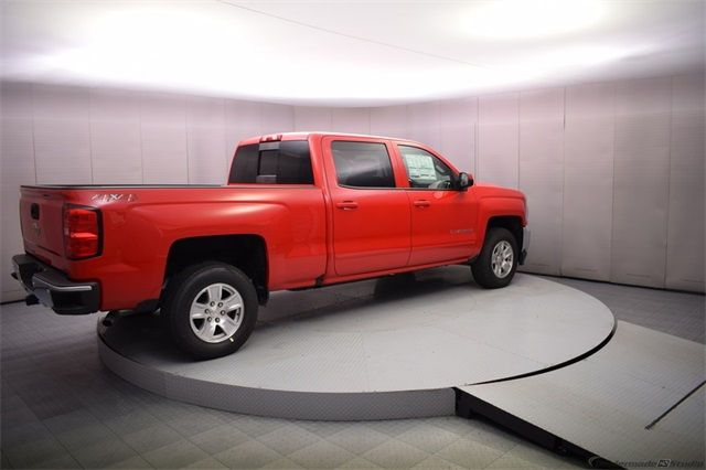2018 Silverado 1500 Crew Cab 4x4, Pickup #15450 - photo 7