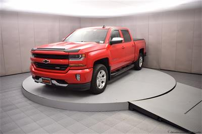 2018 Silverado 1500 Crew Cab 4x4,  Pickup #15450 - photo 2