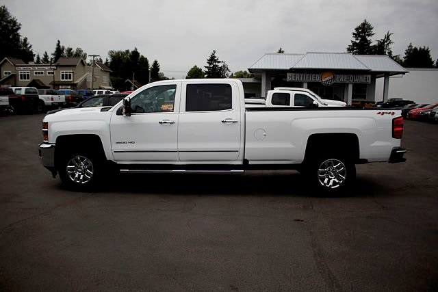 2018 Silverado 3500 Crew Cab 4x4,  Pickup #15503 - photo 3