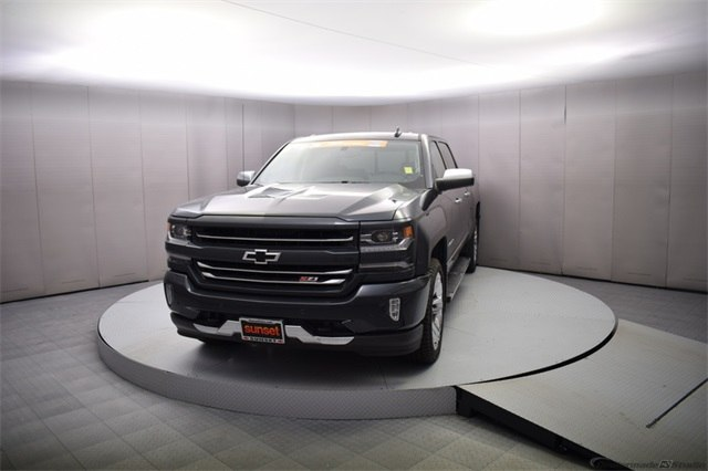 2018 Silverado 1500 Crew Cab 4x4, Pickup #15527 - photo 9
