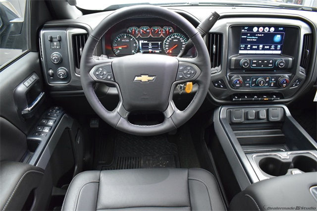 2018 Silverado 1500 Crew Cab 4x4, Pickup #15527 - photo 18